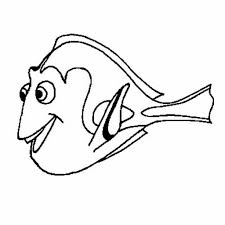 finding nemo clipart black and white clipartfest nemo clipart coloring pages