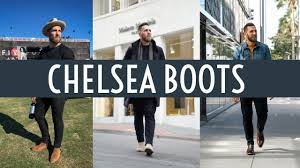 How to Style <b>Chelsea Boots</b> || Dressy & Casual || <b>Men's</b> Fashion Fall ...