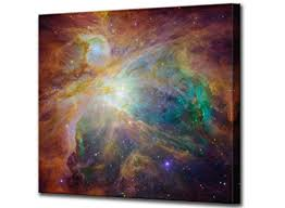 >the orion nebula canvas print hubble space telescope large high  the orion nebula canvas print hubble space telescope large high framed wall art picture ready to