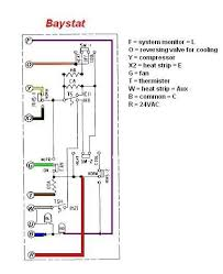 wiring diagram for house thermostat wiring diagram simplified schematic of a our fridge