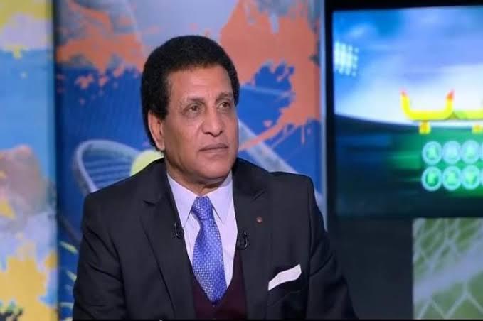 قذائف نارية يطلقها الكابتن فاروق جعفر اوناسيوس الكرة المصرية اتجاه الكابتن احمد حسام ميدو