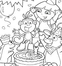 Explorer Coloring Pages Cartoon Coloring Pages Cartoon Coloring