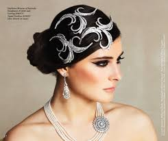 Gatsby Hair Style hair accessories for women by gatsby weddings eve 8060 by stevesalt.us