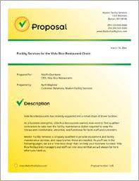Equipment Maintenance And Repair Sample Proposal 5 Steps