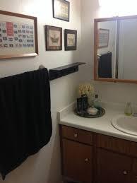 Bathroom Decor Stores Mens Bathroom Decor Thrift Store Finds For The Home