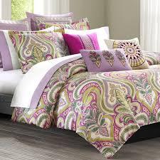 vineyard paisley twin cotton comforter set duvet style photo 1