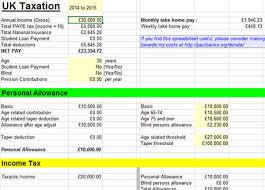 Excel Tax Template Rome Fontanacountryinn Com