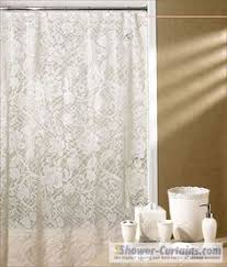 white lace shower curtain. Stylish White Lace Shower Curtain Lhdgimh R