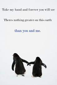 • the world's catalog of ideas. You And Me Penguin Love Quotes Penguin Quotes Penguins