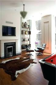 rug under pool table rug under pool table pool table living room with cow hide rug rug under pool table