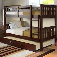 loft trundle bed. loft bed with dresser | trundle twin donco kids o