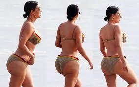 Why Kim, kardashian s cellulite bikini pictures make me cry
