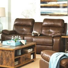 leather glider faux reclining with console main image finchley swivel pushback rocker recliner chair derick costco