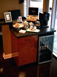 coffee bar for office. Coffee Bar Cabinet Office Design Solutions Dental Cabinetry Ideas Our Medium Size Corner For