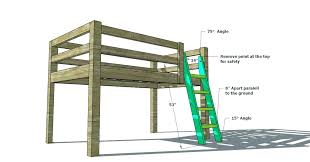 toddler loft bed loft bed toddler free woodworking plans to build a toddler sized low loft toddler loft bed