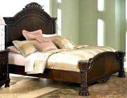 Ashley Furniture Bed Frames North Shore Bedroom Set Price King Size Panel  From Millennium By Frame Reviews