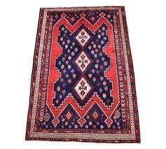 zalu antique persian rug