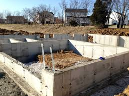 Raised Foundations Eccentric Footing Design Example House Concrete ...