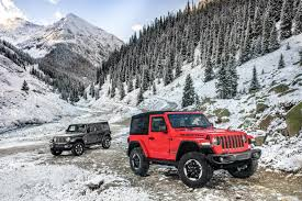 2018 Jeep Wrangler First Drive Review | Pictures, Specs | Digital ...