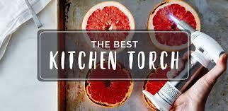 best kitchen torches