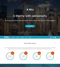 4 to a page template bootstrap business templates bootstrapmade