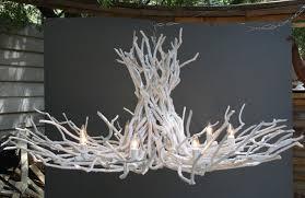 twig chandelier hudson home rustic twig chandelier images home