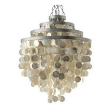 kouboo capiz shell chandelier champagne chandeliers capiz shell chandelier capiz shell lighting fixtures