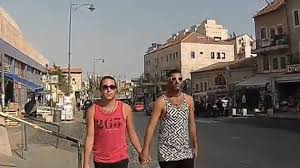 watch gay couple cursed at in jeru m the times of two men holding hands are verbally assaulted in jeru m in a video produced by ynet