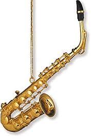 Anhänger Saxophon Christbaumschmuck 1270 Cm Amazonde