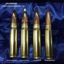 New 308 Based Cartridge The 375 Raptor The Firearm Blog