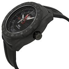 luminox men s 5021 gn sxc pc carbon gmt analog display analog luminox land black dial black rubber mens watch