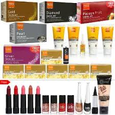13 pc vlcc skin care kit get 13 pc makeup kit by belle paris kits home18