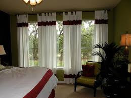 Captivating Decorations:Curtains For Bedroom With 3 Windows Curtains For 3 Windows