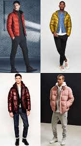 how to wear puffer jackets