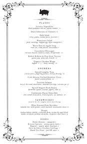 dinner party menu template dinner party menu template dimension n tk