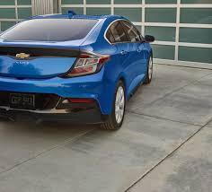 Five-Passenger 2016 Chevrolet Volt Boasts 50-Mile Electric Range ...