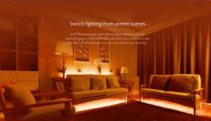 Led Mood Light Strips Product Of The Week Smart Led Light Strips For Mood Lighting