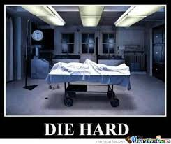 Die Hard by megustito - Meme Center via Relatably.com
