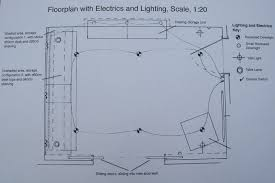 office lighting plan. home office lighting plan