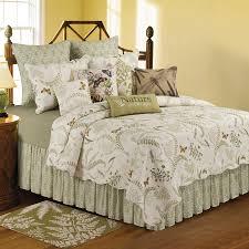 Diverting 5 Pc Boho Quilt Set Queen Bed Floral Blue Purple ... & Glomorous ... Adamdwight.com