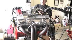 67 El Camino 327 Crate Engine