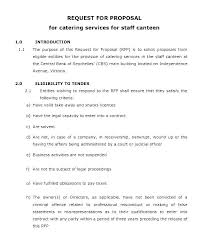 Example Of Catering Contract Catering Contract Template Free