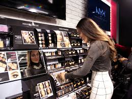 nyx makeup store. nyx cosmetics vip pre-shopping event nyx makeup store r