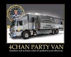 4chan Party Van | Know Your Meme via Relatably.com