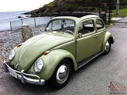 VW Beetle with Sunroof - MINT