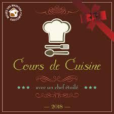 Nancray Idée Cadeau Pour Noël Un Cours De Cuisine Avec Un Chef