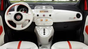 2014 fiat interior. interior fiat 500 2014