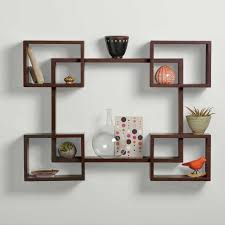 wood wall shelves wooden decoration