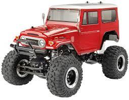 Amazon.com: Tamiya Cr01 Crawler Toyota Land Cruiser Vehicle: Toys ...