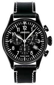 junkers 6182 2 watch men 039 s watch chronographs aviator image is loading junkers 6182 2 watch men 039 s watch